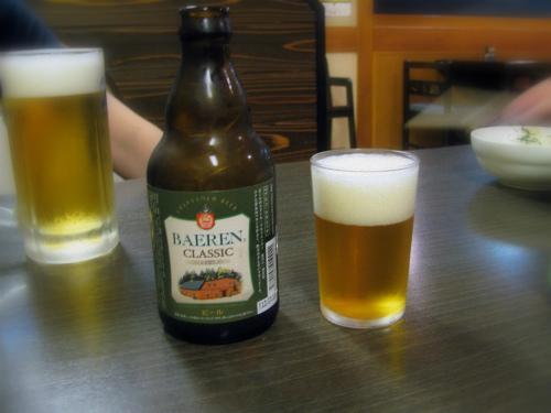 地ビール BAEREN